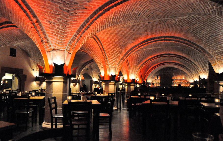 Klenbový strop