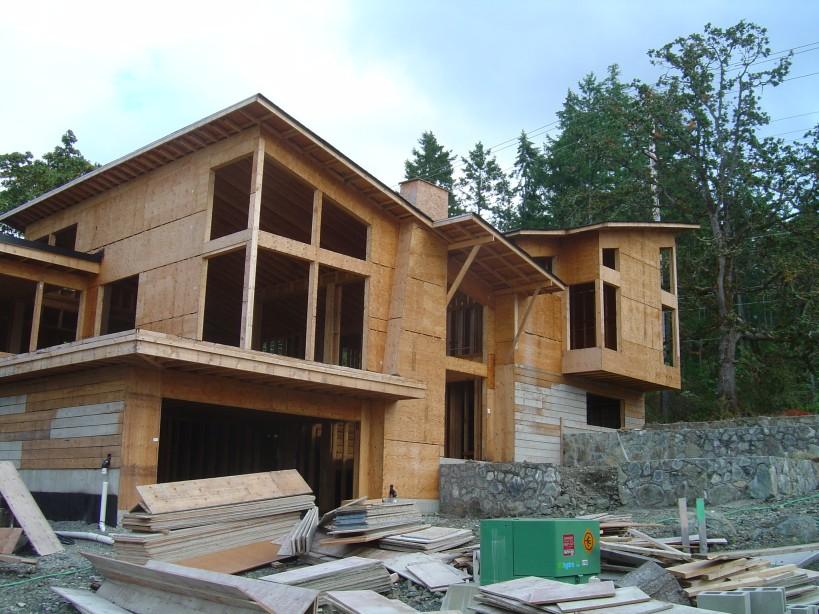 Stavba ze dřeva