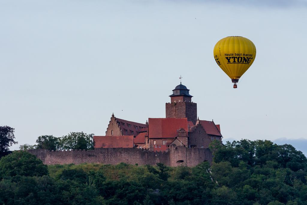 Vzdušný balón YTONG