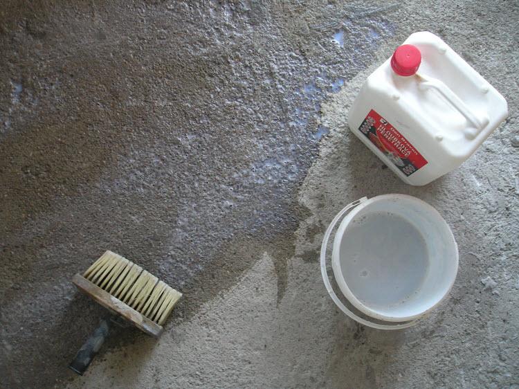 Penetrace betonu