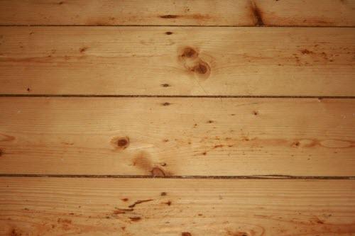 Prkenná podlaha