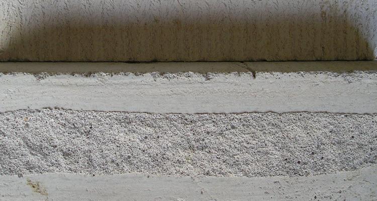 Pórobetonová tvárnice detail