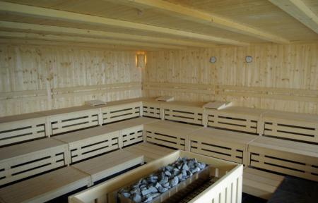 Velká sauna