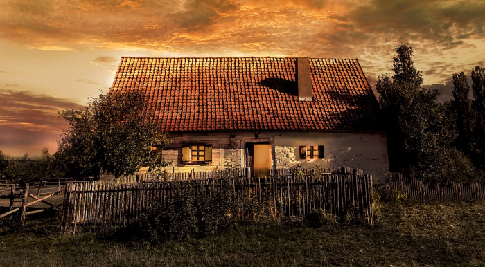 Starý dům na prodej